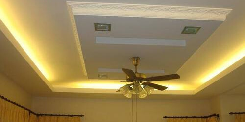 P.O.P Gypsum Board Fixure Jobs In Gulf