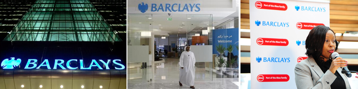 Barclays Bank Job Cuts